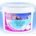 CLORO CTX370-pastiglie 200g confezione 10Kg