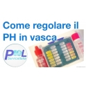 COME CONTROLLARE IL PH IN PISCINA