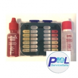 TEST KIT PISCINA